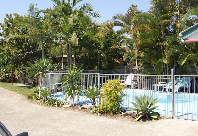 Dolphin Sands Holiday Villas, Perlabuhan Coffs , Kolam Terbuka