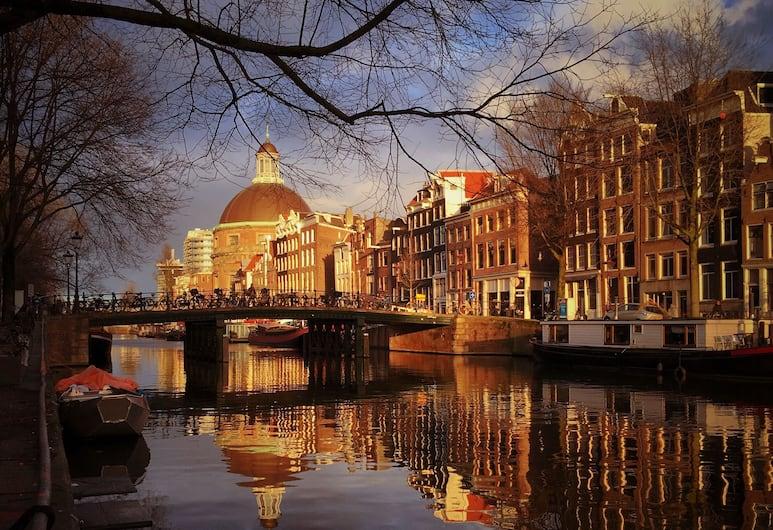 辛格爾 96 公寓酒店, 阿姆斯特丹, 住宿正面
