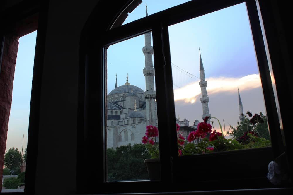 Double Room Single Use with Blue Mosque View - 客室からの眺望