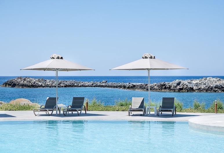 Kavos Hotel, Chania, Vonkajší bazén