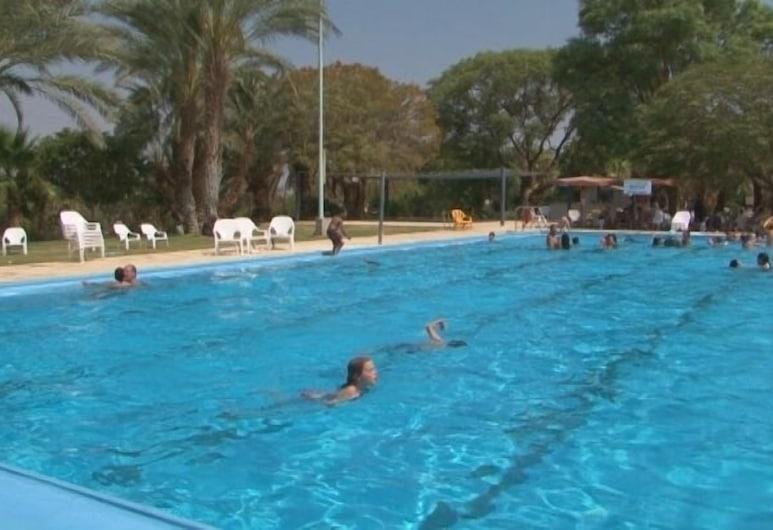 Kalia Kibbutz Holiday Village, Kalya, Outdoor Pool