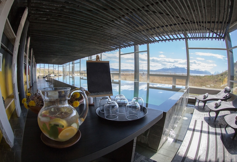 Remota Hotel, Natales, Indoor Pool