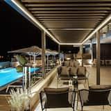 Luxury Apartment, Ground Floor - Outdoor Pool