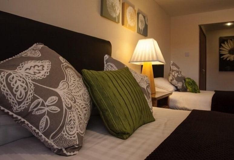 杜哈林之家酒店, 印威內斯, 高級雙人或雙床房, 客房