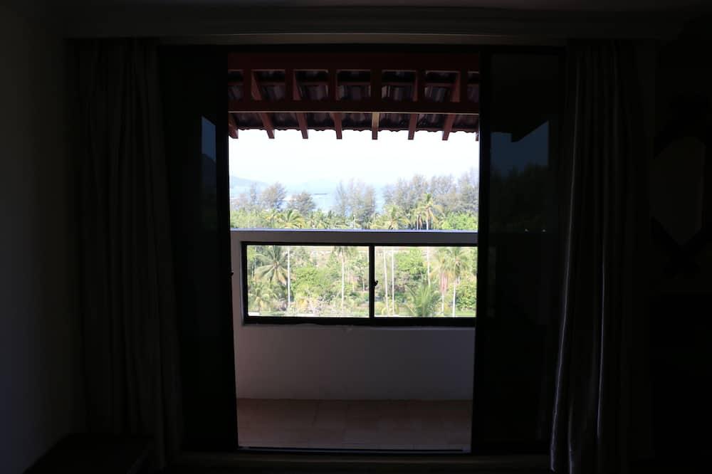 Suite familiare - Balcone
