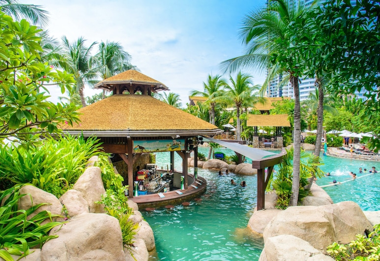 Centara Grand Mirage Beach Resort Pattaya, Pattaya, Nhà hàng