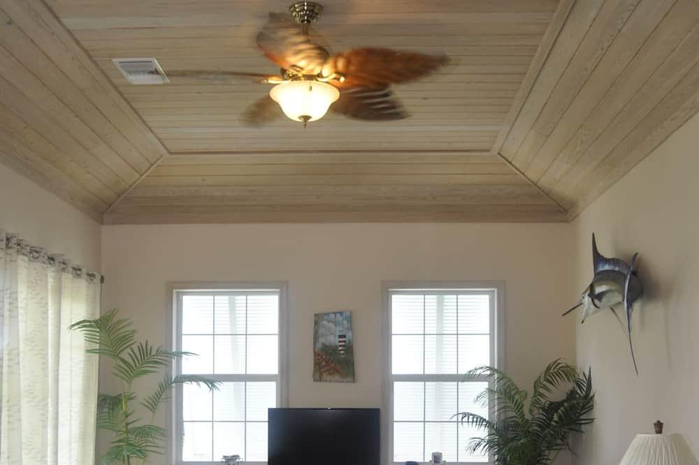 豪華標準客房 - 客廳