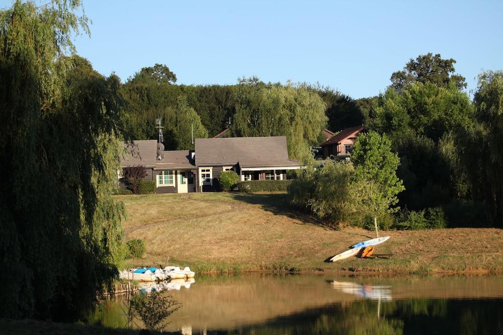 Le domaine du grand bois gimouille r servation avec for Reservation hotel gratuit france
