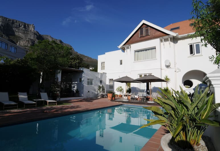 Abbey Manor Luxury Guesthouse, Cape Town, Terrace/Patio