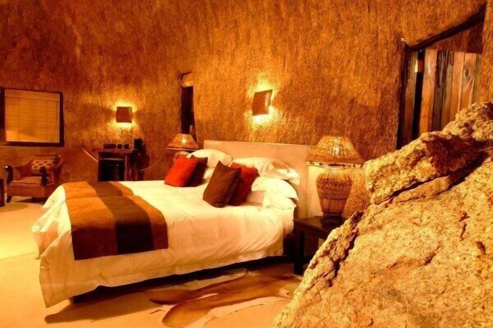 Suite, vista a la montaña (Namakwa Mountain Suites DBB (3 Units)) - Sala de estar
