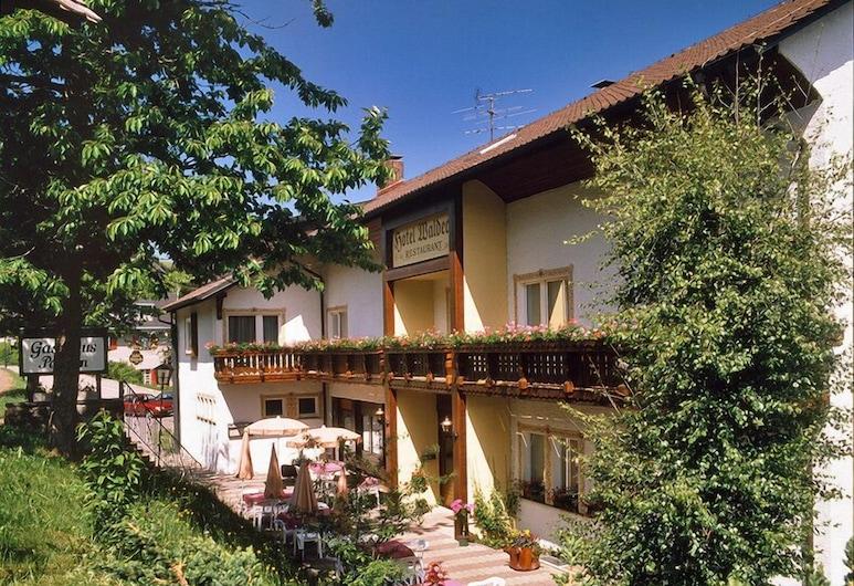 Hotel Waldeck, Feldberg, Hotel Entrance