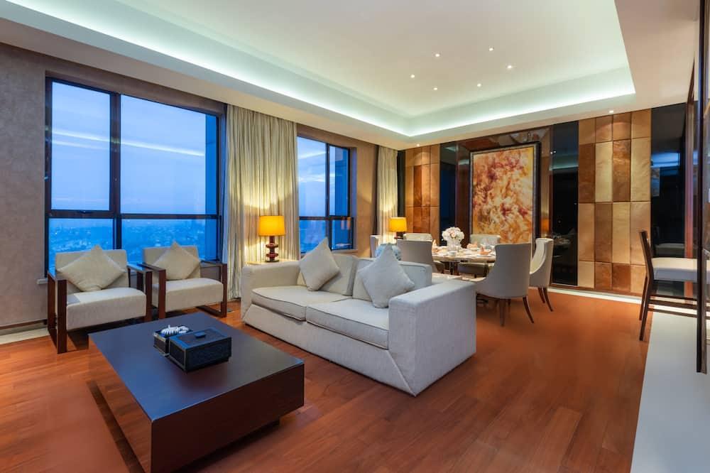 Apartmán typu Superior (Holiday Inn) - Hosťovská izba
