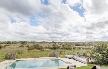A(z) Hlosi Game Lodge-Amakhala Game Reserve hotel fényképe itt: Paterson