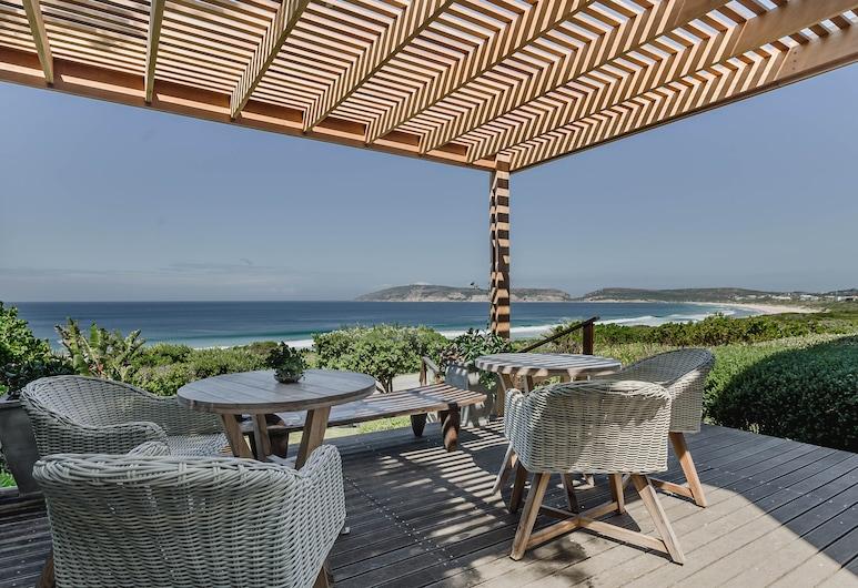 Robberg Beach Lodge - Lion Roars Hotels & Lodges, Plettenberg Bay, Terrasse/Patio