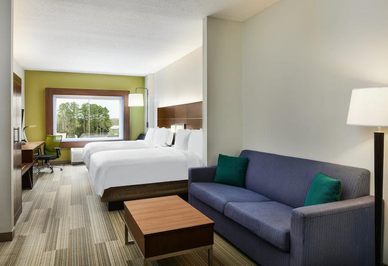 Holiday Inn Express Palatka Northwest, an IHG Hotel, Palatka, Suite, 2 Double Beds, Guest Room