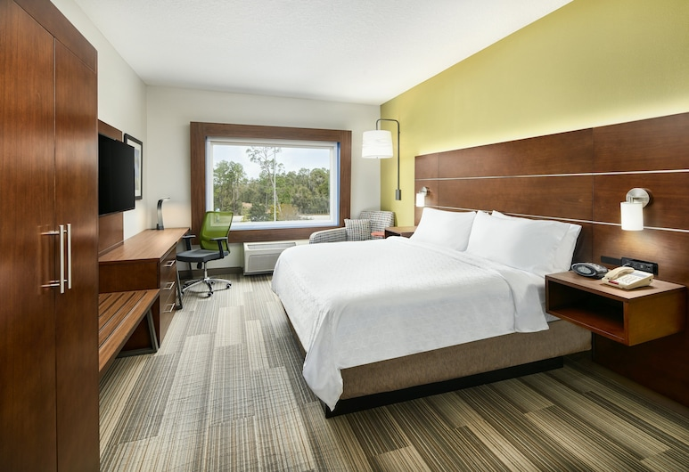 Holiday Inn Express Palatka Northwest, Palatka, Room, 1 King Bed, Non Smoking (Leisure), Guest Room