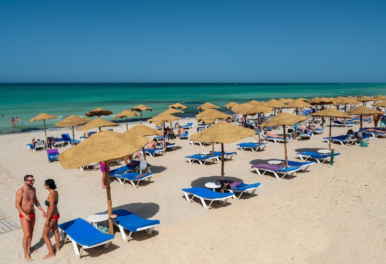 TUI BLUE Ulysse Djerba Resort & Thalasso, Midoun, Beach