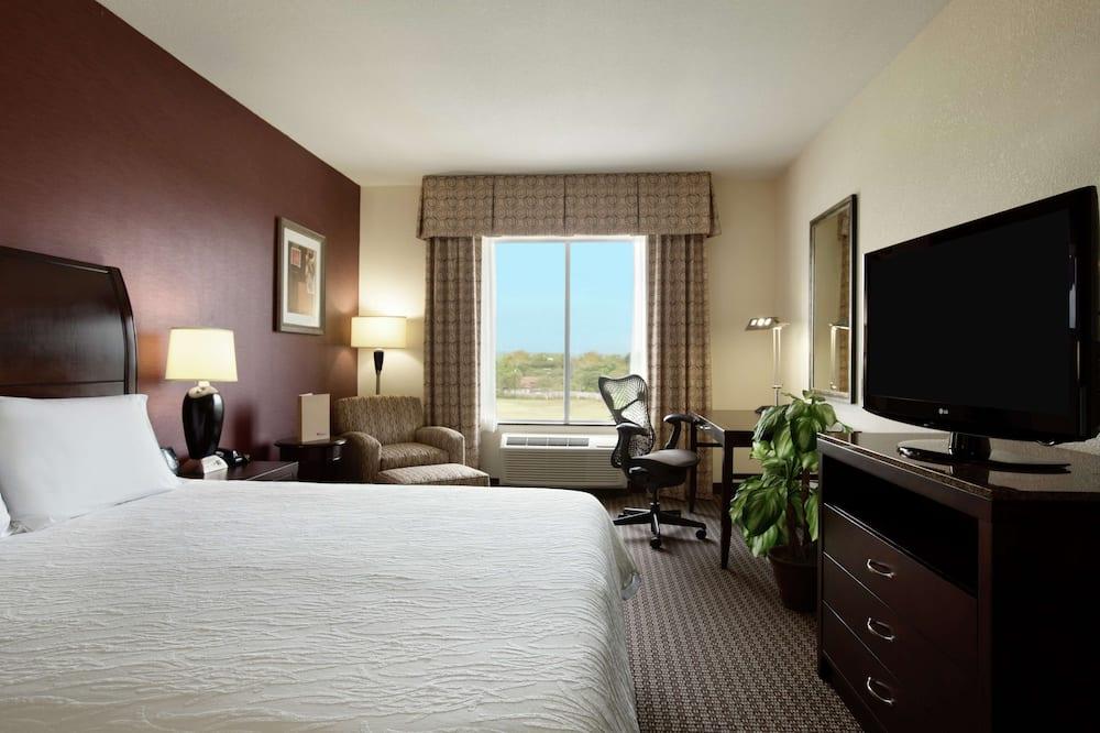 King bed evolution room - Living Area