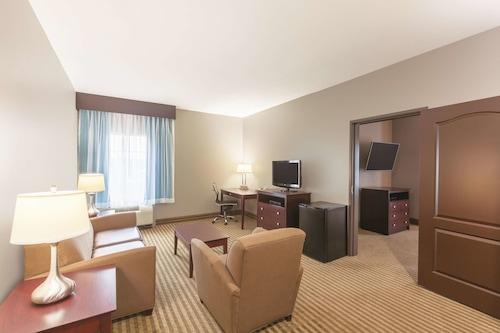 休士頓東布希洲際機場溫德姆拉昆塔套房飯店/