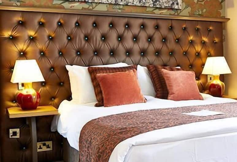 콜스힐 호텔 바이 그린 킹 인스, Birmingham, 패밀리룸, 객실