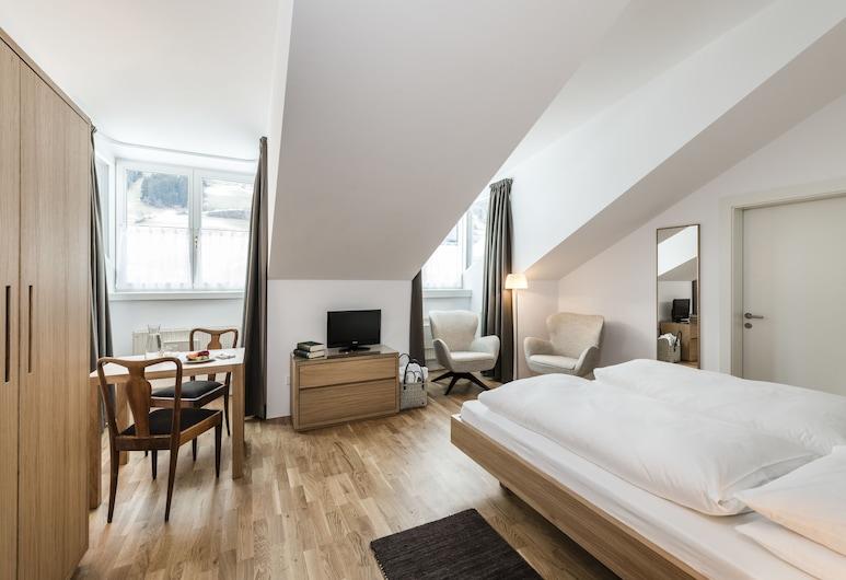 Boutique & Gourmet Hotel Orso Grigio, Σαν Κάντιντο, Comfort Δίκλινο Δωμάτιο (Double), Δωμάτιο επισκεπτών