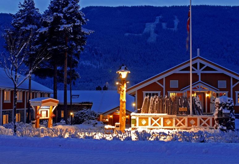Hafjell Hotell, Øyer, Hadapan Hotel - Petang/Malam