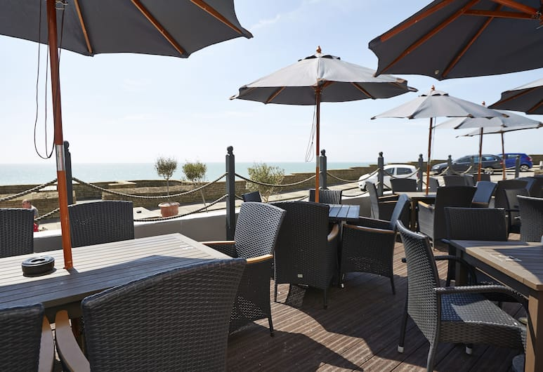 White Horse Hotel Rottingdean by Greene King Inns, Brighton, Outdoor Dining