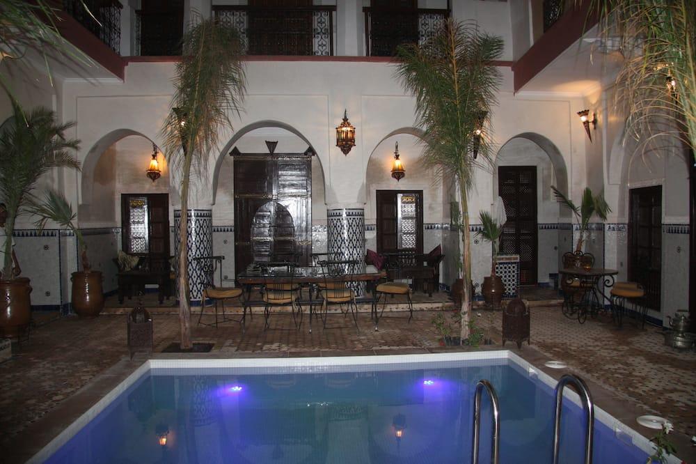 Hotelinteriør