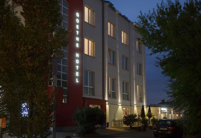 Goethe Hotel Messe by Trip Inn, Frankfurt, Otelin Önü - Akşam/Gece