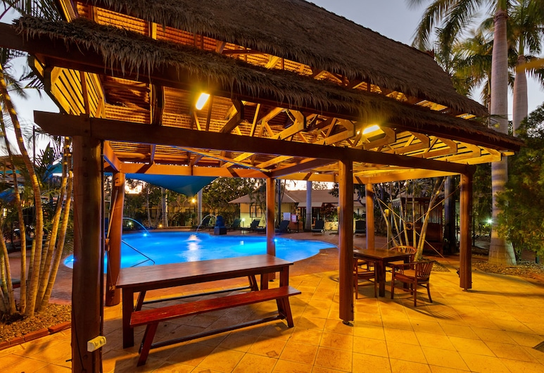 Bali Hai Resort & Spa, Cable Beach, Außenpool