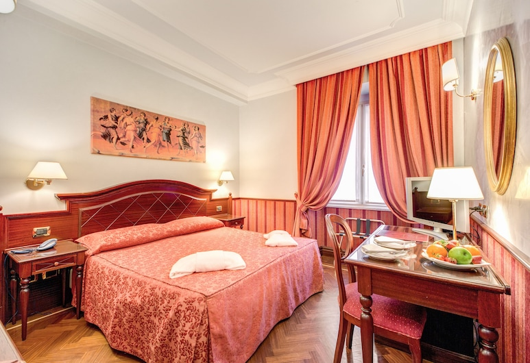 Re Luxury Accomodations, Rome, Superior Double Room, Guest Room