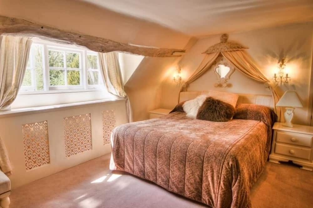 Deluxe Double Room, Non Smoking - Lake View