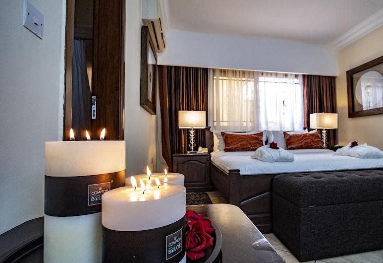 オーク プラザ ホテル イースト レゴン, Accra, ジュニア スイート, 部屋