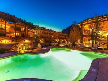 A(z) Majestic View Lodge at Zion National Park hotel fényképe itt: Springdale