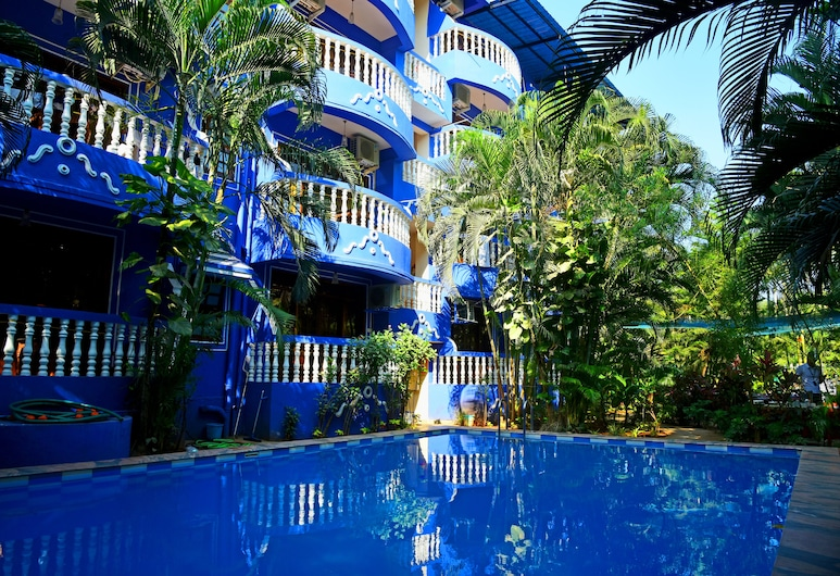 Villa Theresa Beach Resort, Calangute, Відкритий басейн