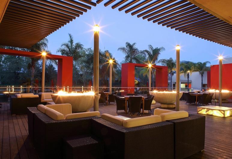 Aguascalientes Marriott Hotel, אגואס קליינטס, ארוחה בחוץ