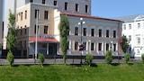 Sélectionnez cet hôtel quartier  Kazan, Russie (réservation en ligne)