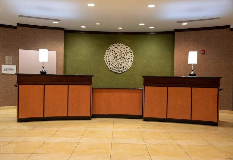 Fairfield Inn & Suites by Marriott Lewisburg, Lewisburg, Lobby