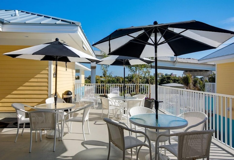 Harbour House At The Inn, Fort Myers Beach, Terrass