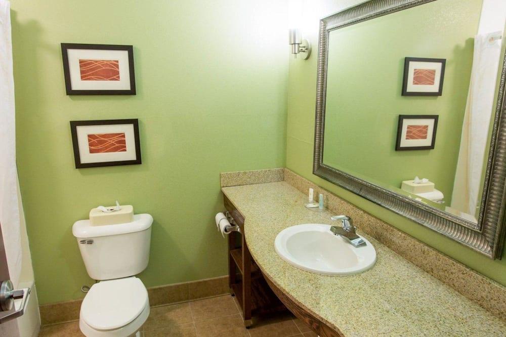스탠다드룸, 퀸사이즈침대 2개, 금연 - 욕실