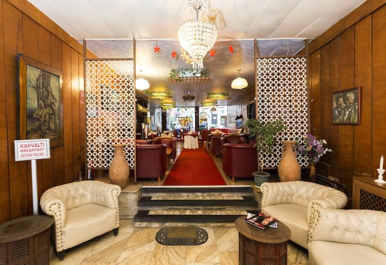 Konak Hotel, Canakkale, Λόμπι