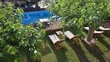 hôtel Rhodes, Grèce