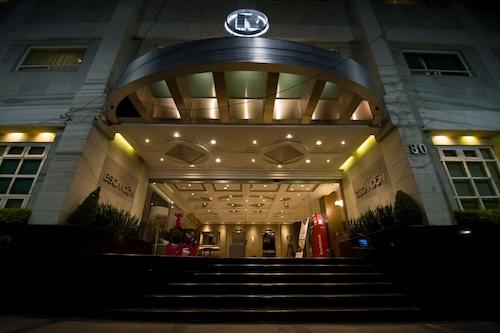 墨西哥城卡里埃斯坎頓飯店/