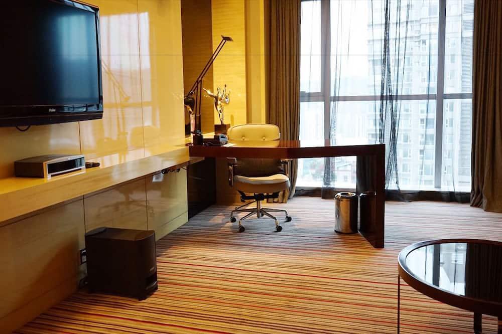 Улучшенный люкс - Вид на город