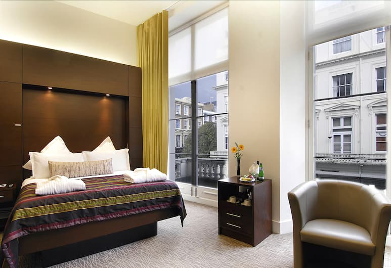 The Park Grand London Paddington, London, Club-Doppelzimmer, Zimmer