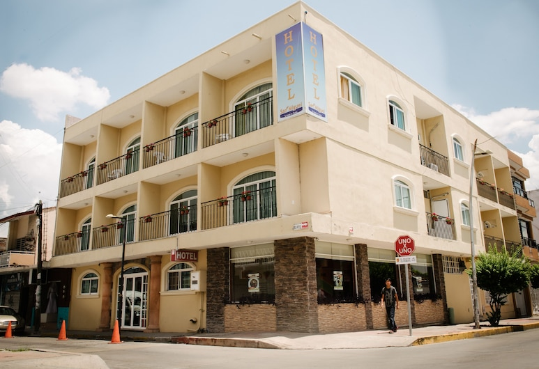 Hotel San Miguel, Tuxtla Gutierrez, Hotel Front