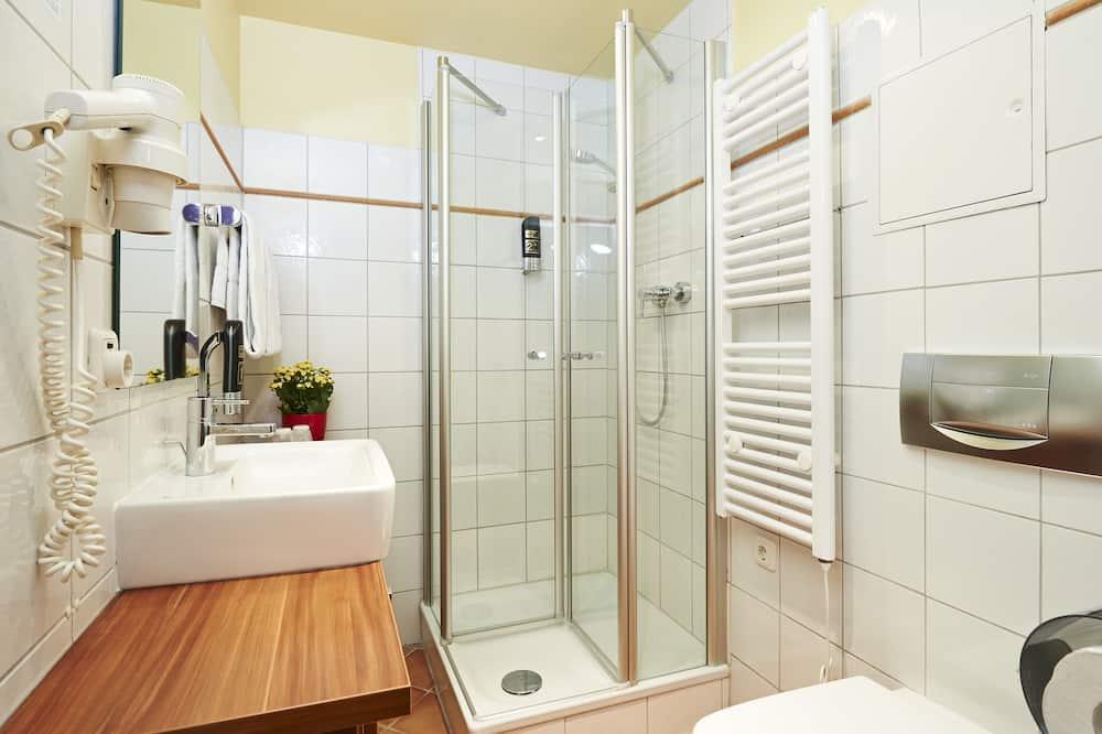 Divvietīgs numurs - Vannasistabas duša