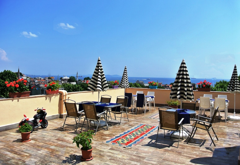 Fors, Istanbul, Terrace/Patio