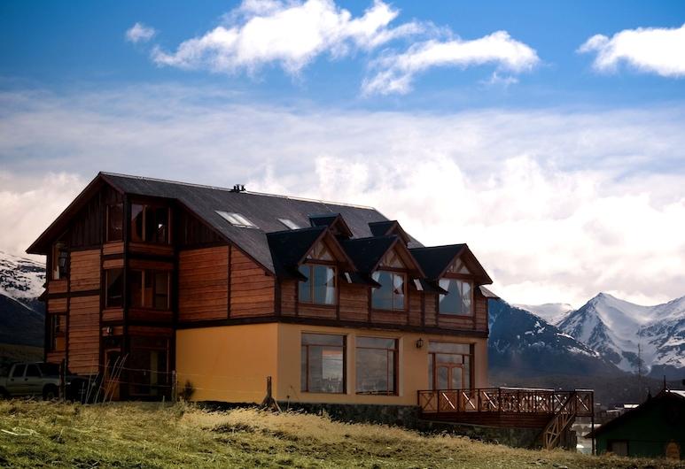 Tierra de Leyendas, Ushuaia, Hotel Front