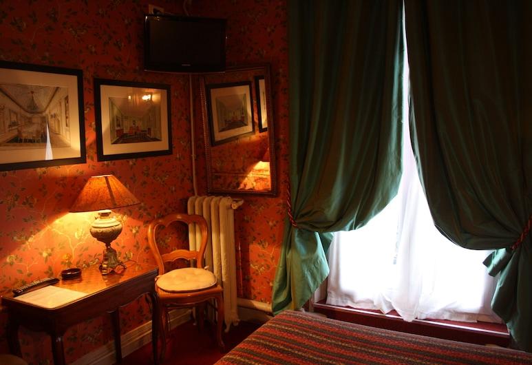 Hotel De Nice, Paris, Dubbelrum eller tvåbäddsrum, Gästrum